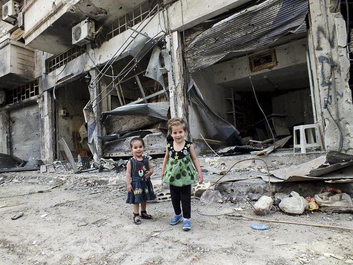 #WITHSYRIA – IL DOVERE DI NON DIMENTICARE