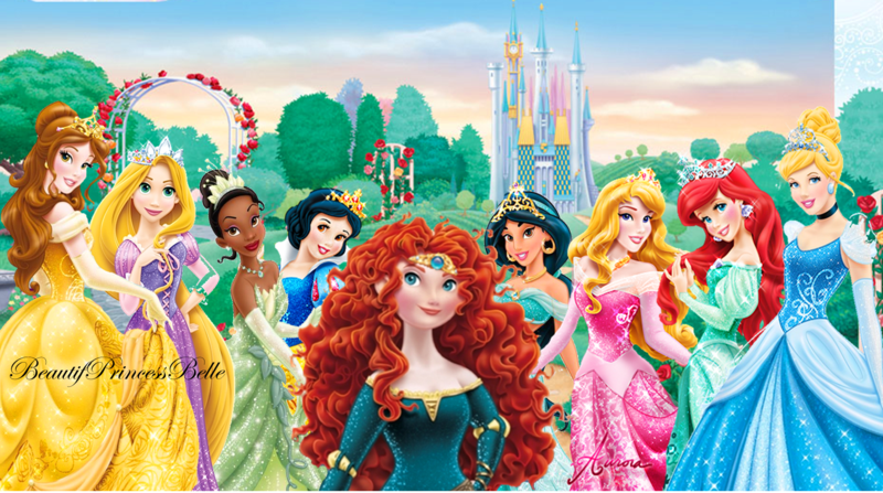 GIRL IN THE CITY – IL GIORNALAIO E LE PRINCIPESSE DISNEY