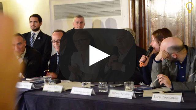 [VIDEO] LA FELICITA' AL POTERE- INCONTRO CON PEPE MUJICA