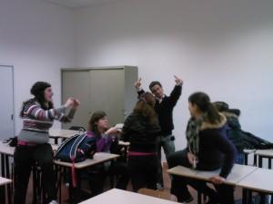 ISA-studenti