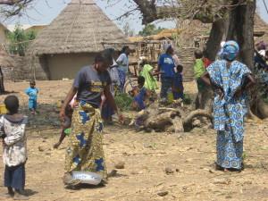 Thiabedji-Senegal