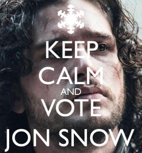 keep-calm-and-vote-jon-snow