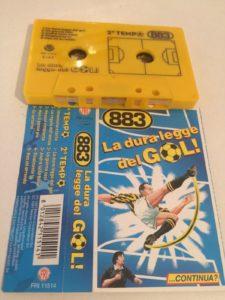 883-la-dura-legge-del-gol-musicassetta