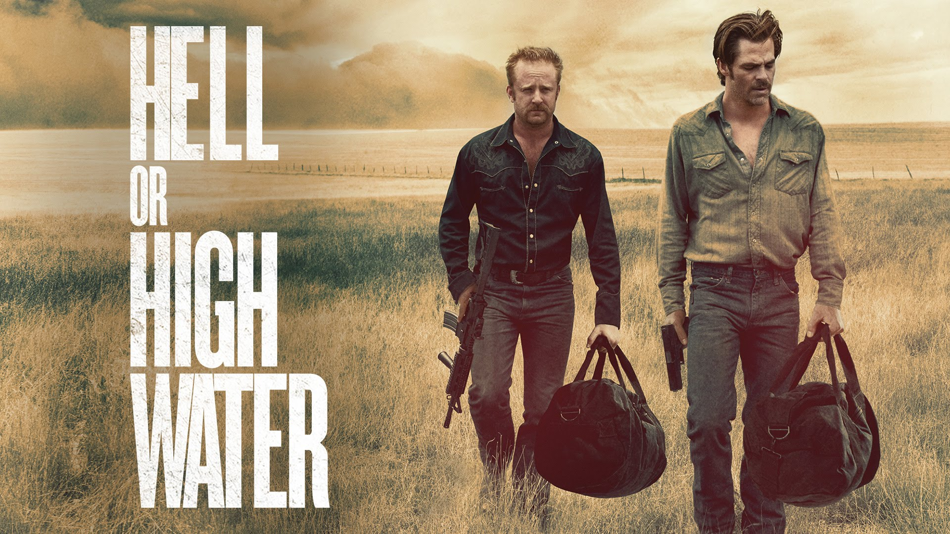 Cinementre – Hell or High Water, western contemporaneo da Oscar