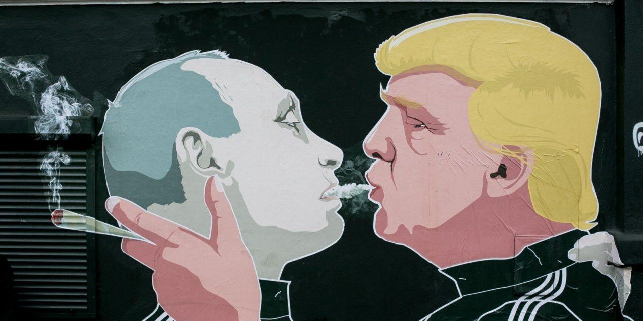 Party Like A Russian: le relazioni sempre più pericolose di Trump