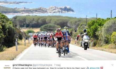 Su due ruote – Giro 100, tutte le emozioni vissute tra Sicilia e Sardegna