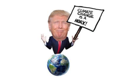 Trump contro il clima: la battaglia che lui non può vincere e che noi perderemo
