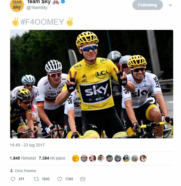 Su due ruote – Il Tour di King Chris Froome