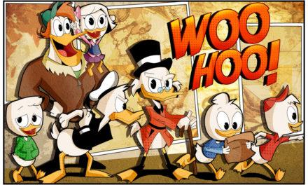 Storie di paperi – Il ritorno delle avventure dei Duck Tales