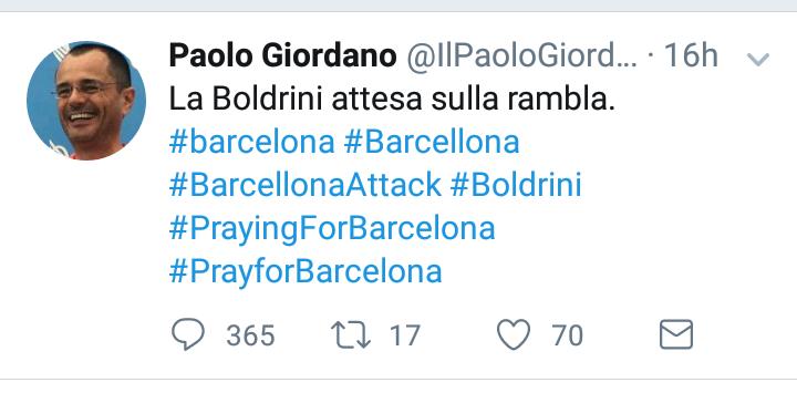 IdealFlash – Barcellona e il vincitore del peggior tweet