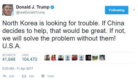 IdealFlash – Trump ha minacciato un omicidio di massa su Twitter
