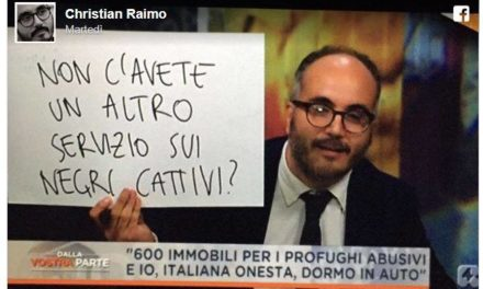 """IdealFlash – Raimo e la """"trollata"""" a Belpietro"""