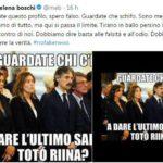 Boschi, Riina e le fake news