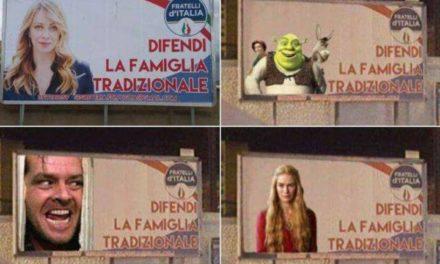 La Meloni, il Web e le conseguenze della Farsa Perpetua