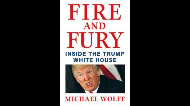 Fire and fury all'interno della casa bianca