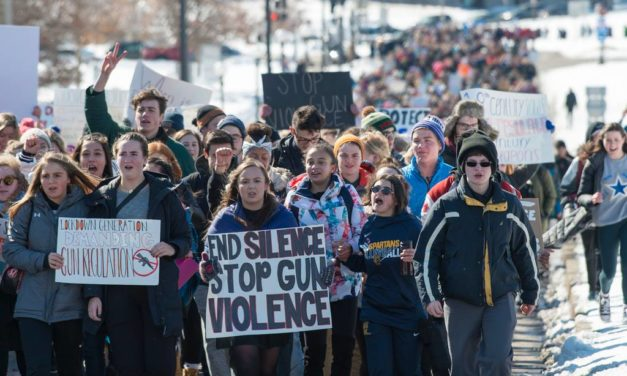 USA, armi, e media: march for our lives