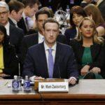 Caso Facebook – Zuckerberg va a Washington