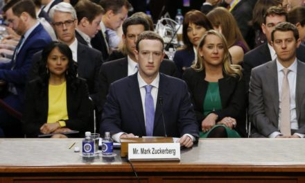Caso Facebook – Zuckerberg va a Washington