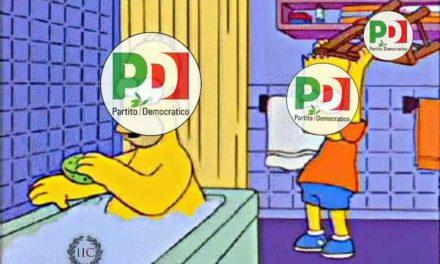 Il PD è morto (per fortuna) ma anche i suoi sostenitori non godono di ottima salute