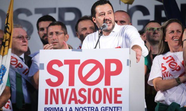 Aquarius – a proposito dei migranti e della propaganda di Salvini