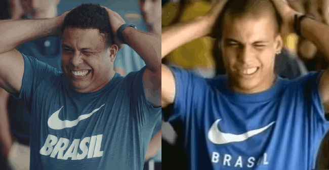 Ronaldo 1998 -2018 – Forever doppiomento