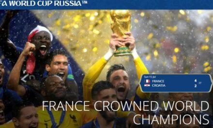 Il giorno dopo la finale del mondiale