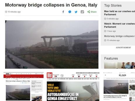L'Italia sotto il ponte