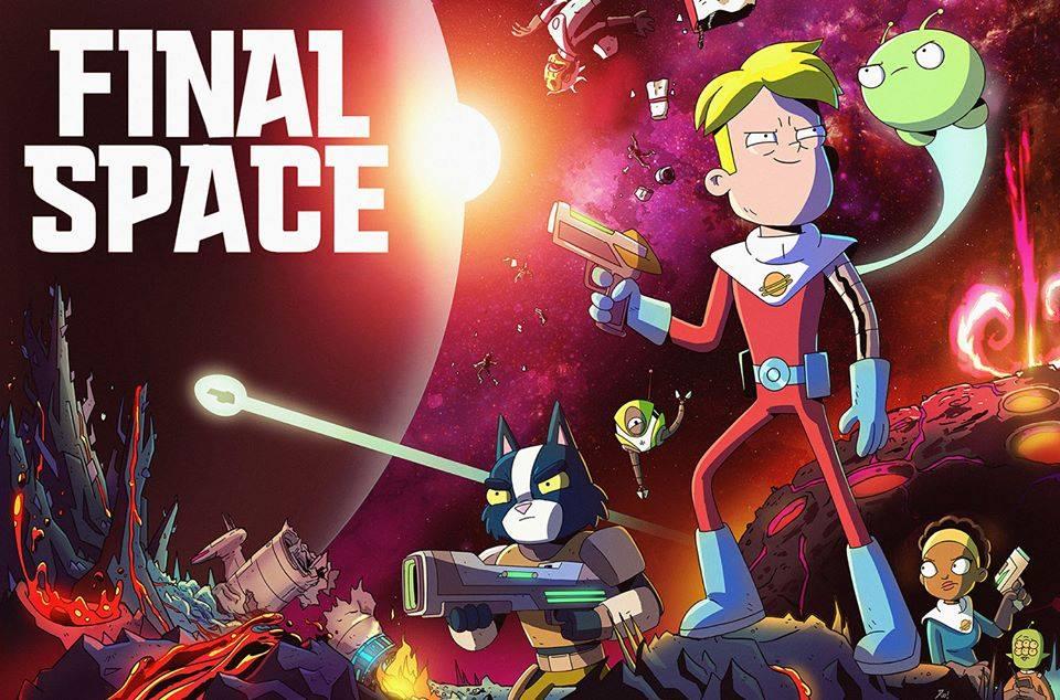Seriementre – Final Space, la nostra recensione