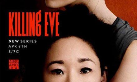 Seriementre – Killing Eve, la nostra recensione