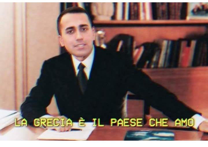La manina degli italiani per salvare il Paese