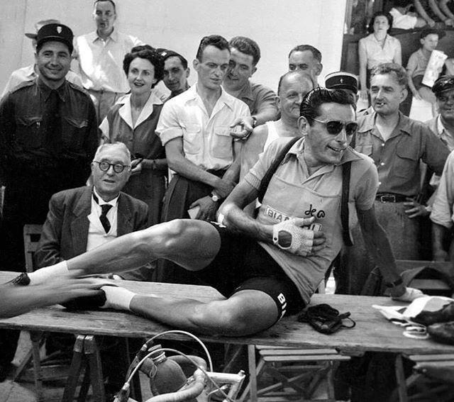 Fausto Coppi – l'addio al campione 59 anni fa