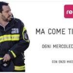 In diretta con Salvini