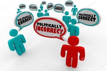 Il politicamente scorretto e noi