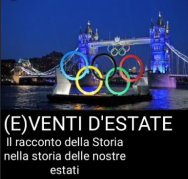 EPISODIO 5 – LONDRA 2012 I GIOCHI SHOW DELLA MIA AMATA INGHILTERRA NELL'ANNO DELLA FINE DEL MONDO