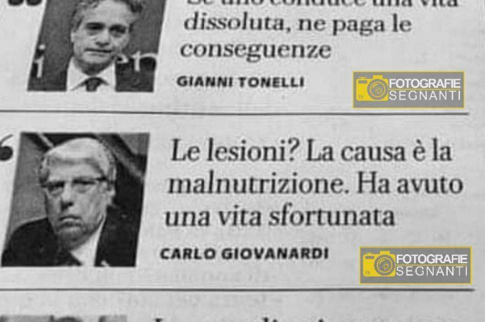 CASO CUCCHI, SALVINI COME FONZIE: NON SA CHIEDERE SCUSA. MA ALMENO FONZIE ERA UN FIGO