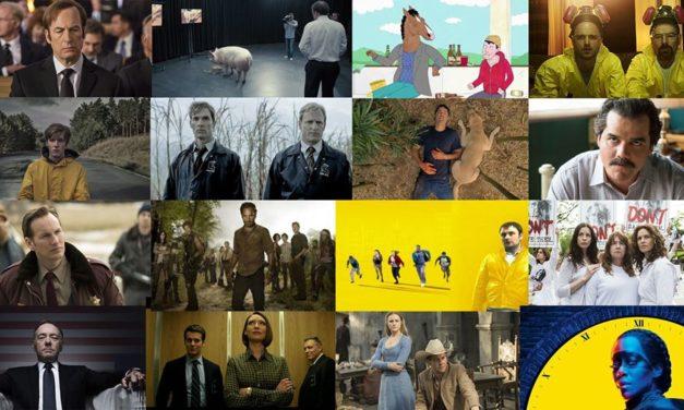 2010 -2019: LE MIGLIORI SERIE TV DEL DECENNIO