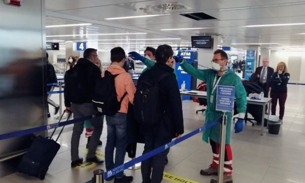 I GIORNI DEL VIRUS – E L'EUROPA SI SCOPRI' FRAGILE E SOLA