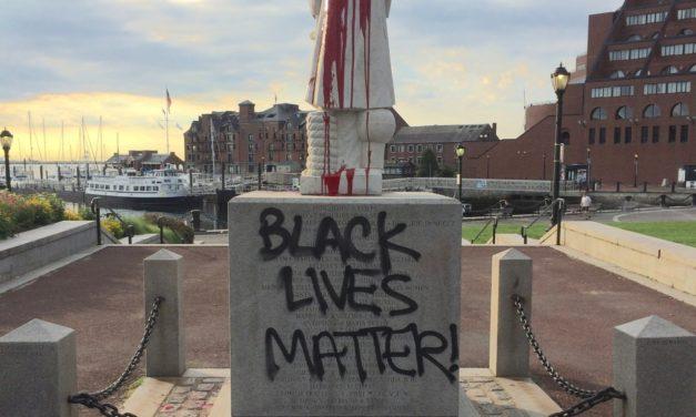A PROPOSITO DI BLACK LIVES MATTER E DELL'ABBATTIMENTO DELLE STATUE
