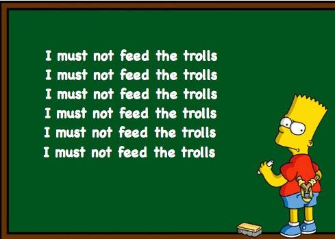Don't feed the troll: Internet e i suoi mostri