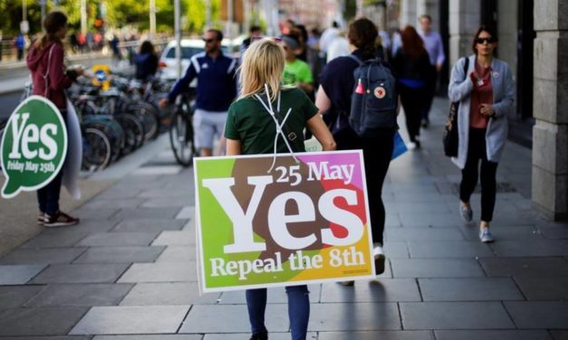 Aborto: l'Irlanda dice si