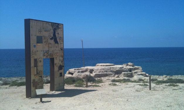 Il mare, il cielo, il silenzio. Lampedusa, 3 ottobre 2013