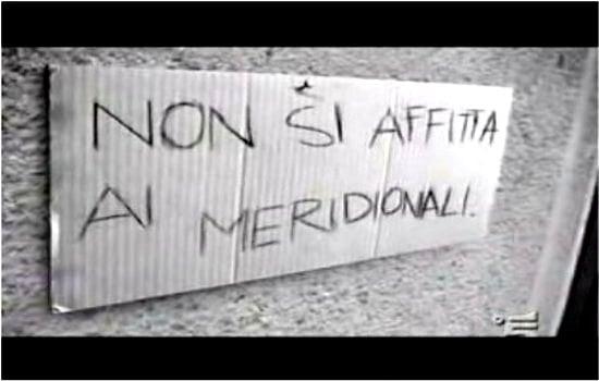 ITALIAN HISTORY X: I 'RAZZISTI PER BENE'