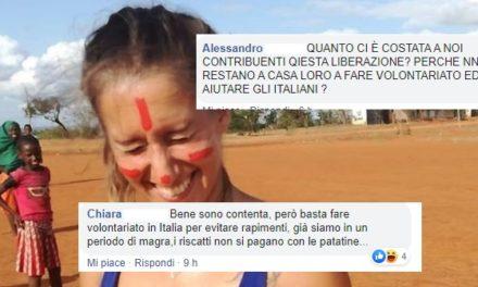 'IL VIRUS CI RENDERA' MIGLIORI'. E INVECE RIECCO LA SOLITA ITALIETTA, IGNORANTE E PIENA D'ODIO